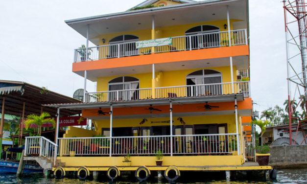 Bocas Paradise Hotel & Restaurant