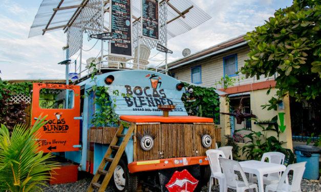 Bocas Blended Bus