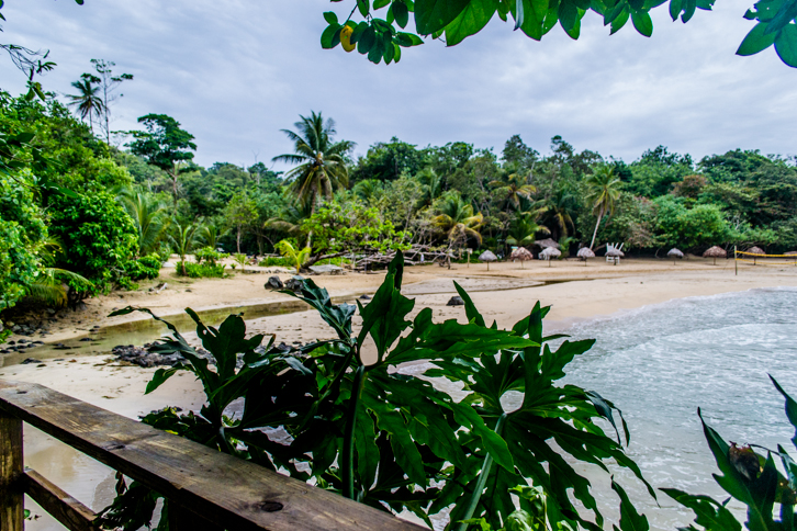 Red Frog Beach Island Resort Certified For Its: Red Frog Beach View-point